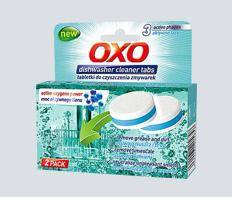 Dishwasher Cleaner Tabs
